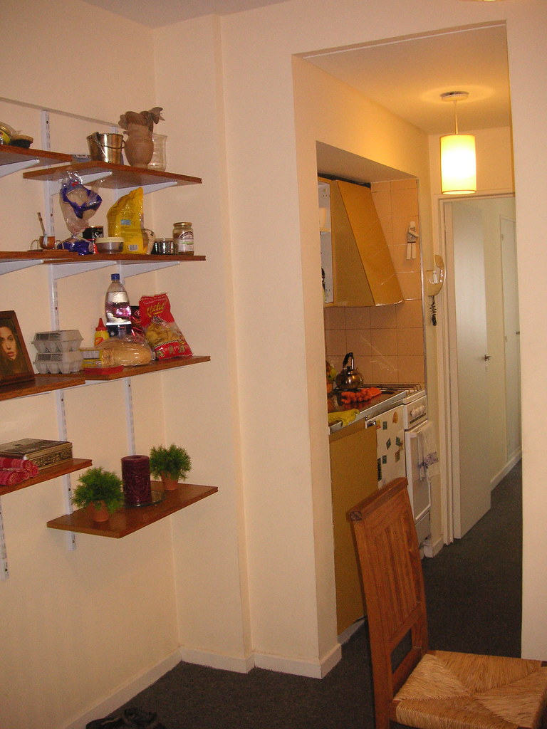 Small Kitchen With No Dining Room