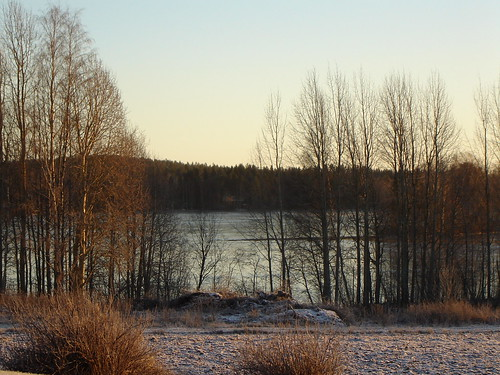 IIsalmi in winter