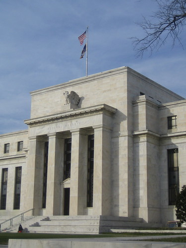 The Federal Reserve | by tiseb