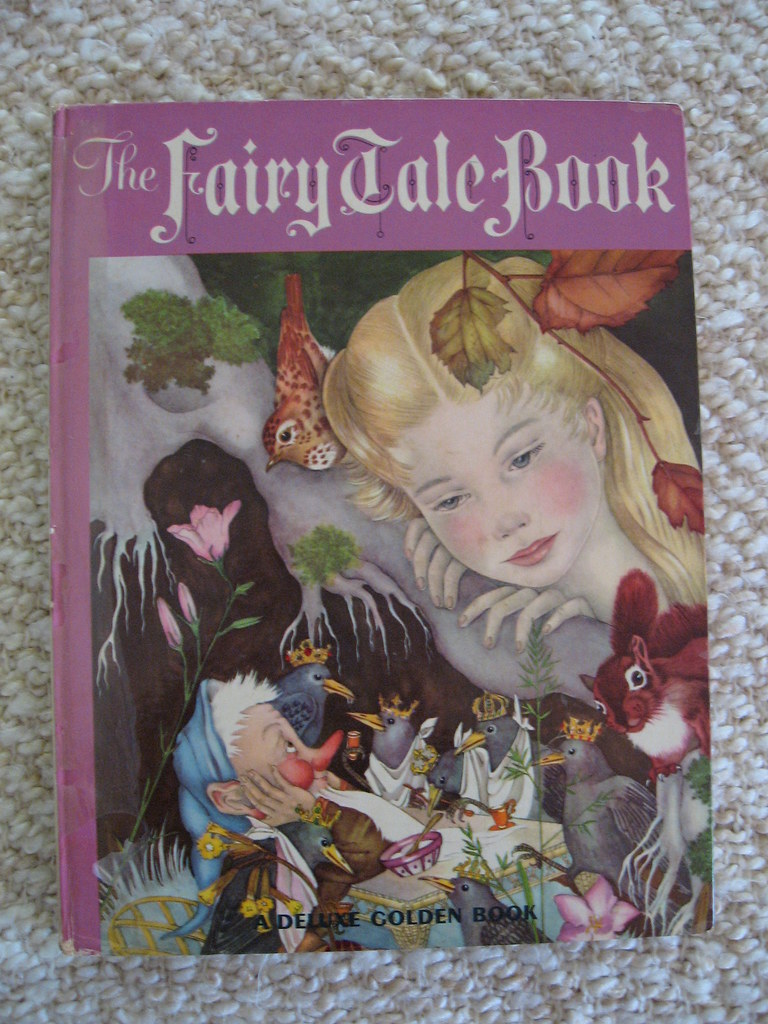 my fairy tale book report