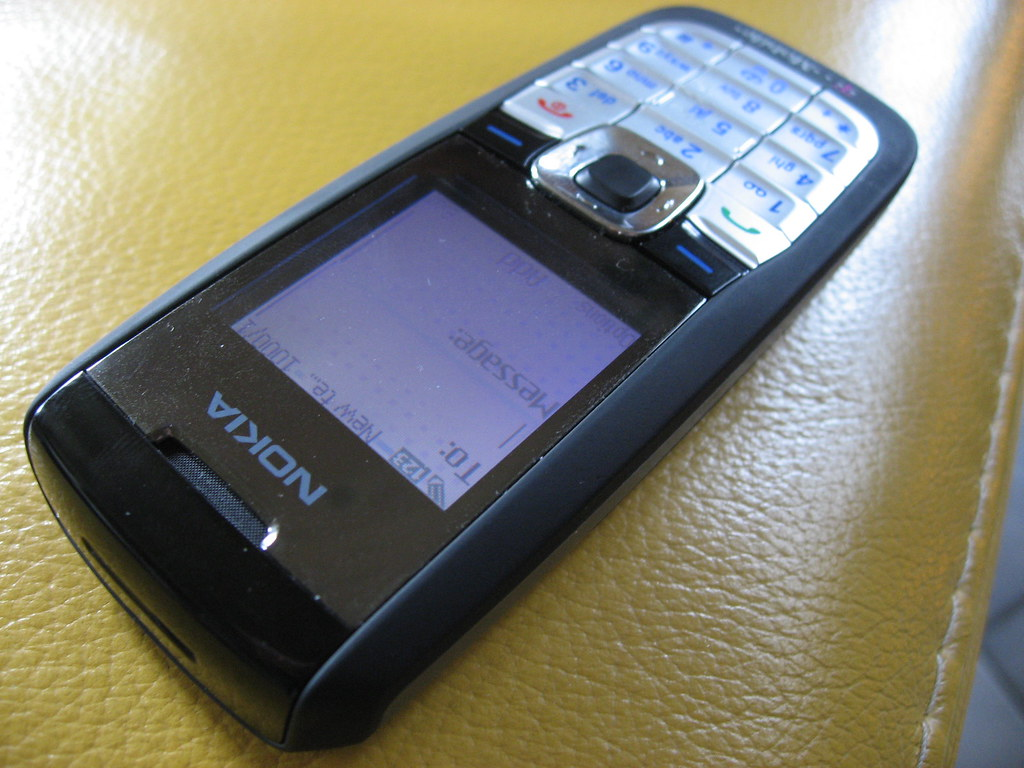 Nokia 2610 Nokia S Sms Functionality Gets Worse I Hate