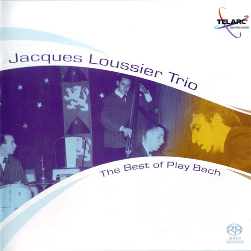 Jacques Loussier - Christian Garros - Play Bach No. 2