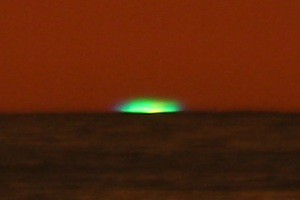 Green Flash | by pbraun