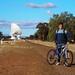Mi bici, las antenas y yo