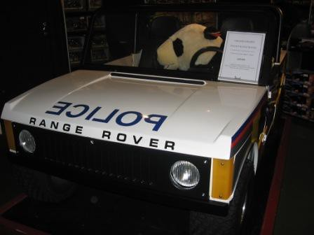 real kids car at harrods by candid giggles