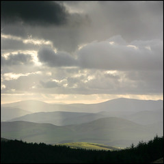 Over Glentress | by rg250871