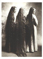 People - Long Hair | by 9teen87's Postcards
