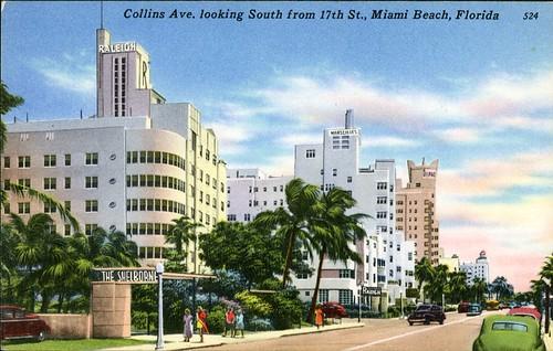 Collins Ave Miami Beach Fl