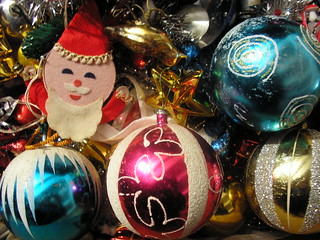 GOLDEN AGE CHRISTMAS TREE ORNAMENTS | by Zellaby