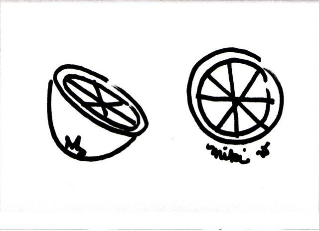 Laranja Desenhos Para Colorir Da Miki Todos Os Direitos Re Flickr