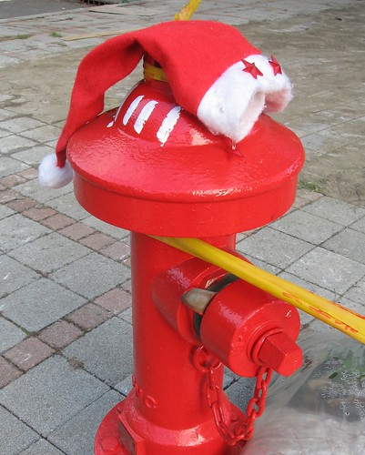 Found Santa Hat On Hydrant 2 | by Is This Yours?
