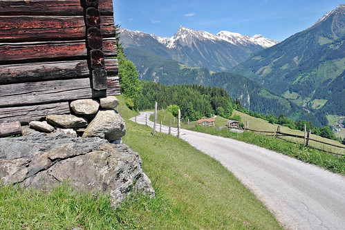 Austrian mountain walk, Nr Mayrhofen | by shopman