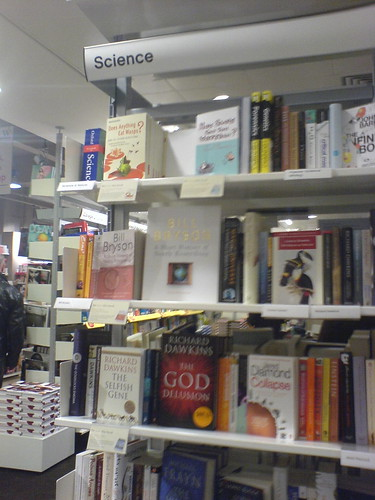 Science - Worst Bookshop Ever | by paul_robinson