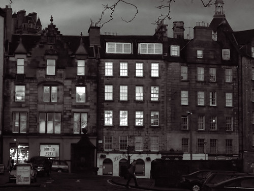 Grassmarket | by The Glass Eye