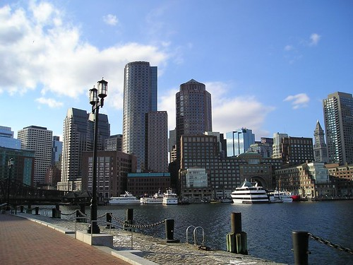 Boston Harbour | by Vicky Brock