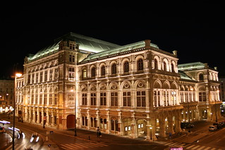 The Vienna State Opera | by infraredhorsebite
