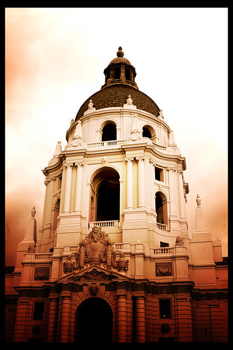 Pasadena City Hall | by Herman Au - http://www.hermanau.com