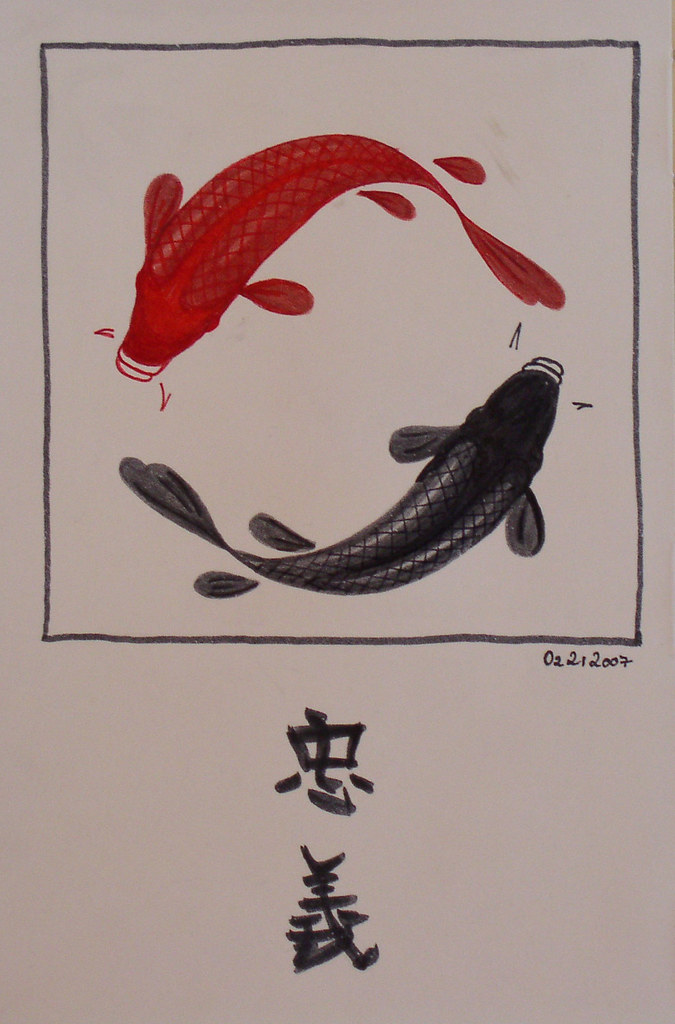 Lucky koi koi fish are part of the ancient chinese for Lucky koi fish