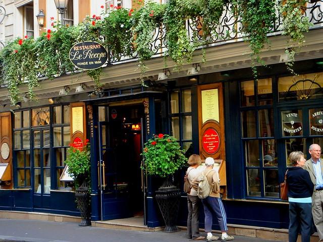 le cafe procope the oldest restaurant of paris founded in flickr. Black Bedroom Furniture Sets. Home Design Ideas