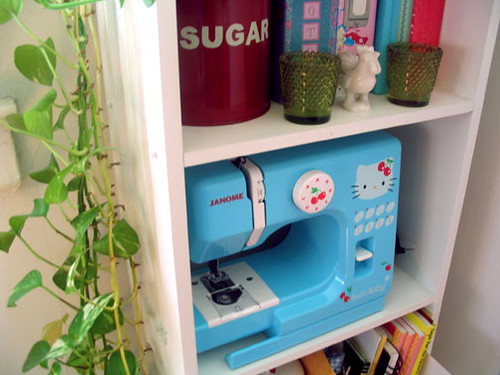 Sewing Corner | by Chickengirl  Design