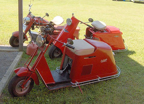 Allstate Motor Club Sign In >> My Cushman Scooters at Hiawassee (made in USA) | My scooters… | Flickr