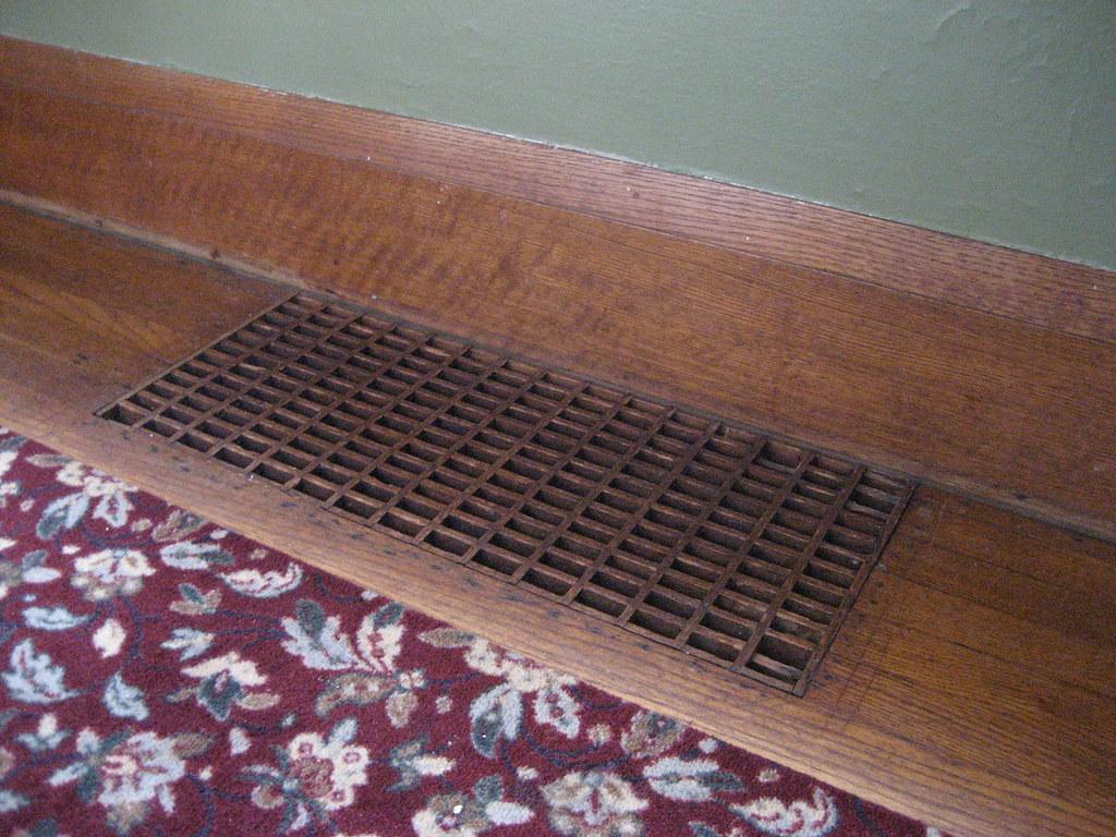 In Floor Heating Room Thermostat Minimum Setting