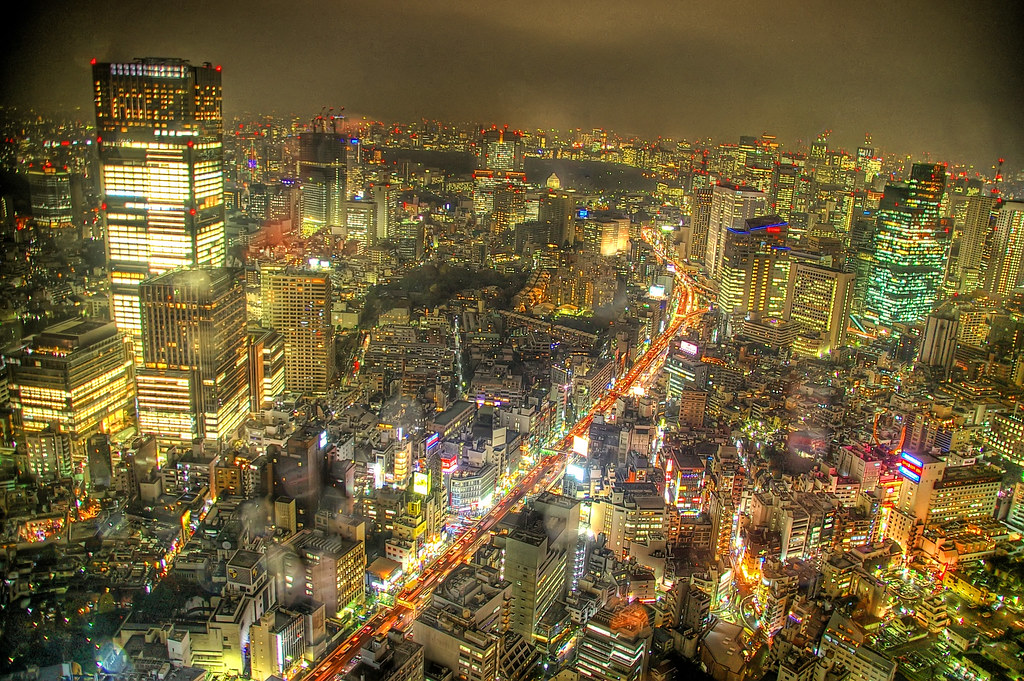 6 Exciting Things to Do in Tokyo At Night