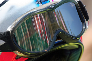 Racing Helmet Reflection in Goggles helmet-reflection-6-19-05-slo-jeep-king-of-mountain-img_0304001 | by mikebaird
