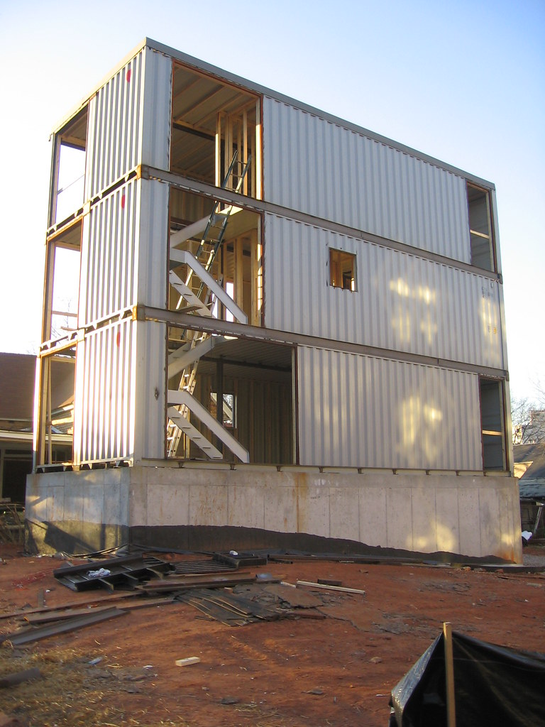 Livinginacity s favorites flickr - Bithcin shipping container house ii ...