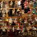 Nurenberg Christmas market - glass Christmas ornaments
