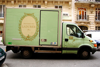 LADUREE TRUCK | by roboppy