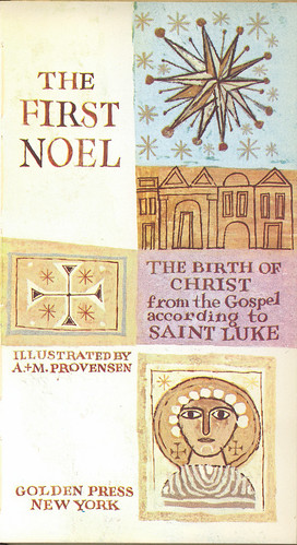 The First Noel: title page | by wardomatic