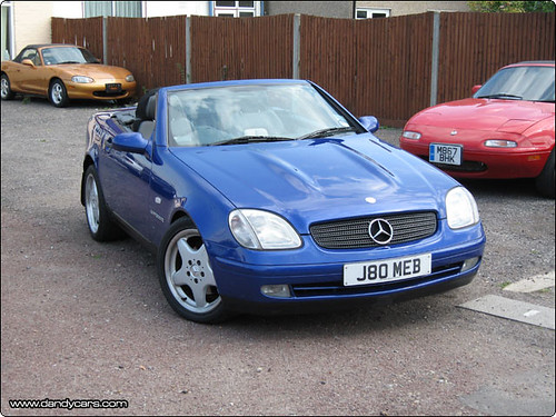 1998 mercedes slk 230 kompressor crap felt like driving a flickr. Black Bedroom Furniture Sets. Home Design Ideas