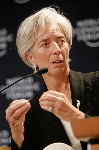 Christine Lagarde - World Economic Forum Annual Meeting Davos 2007