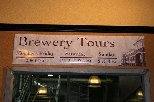 Brewery Tours In Downtown Seattle