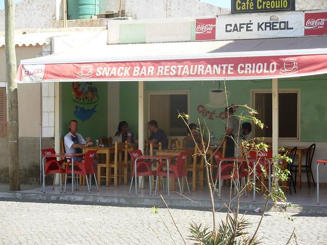 Cafe Creole  Mcdougal St
