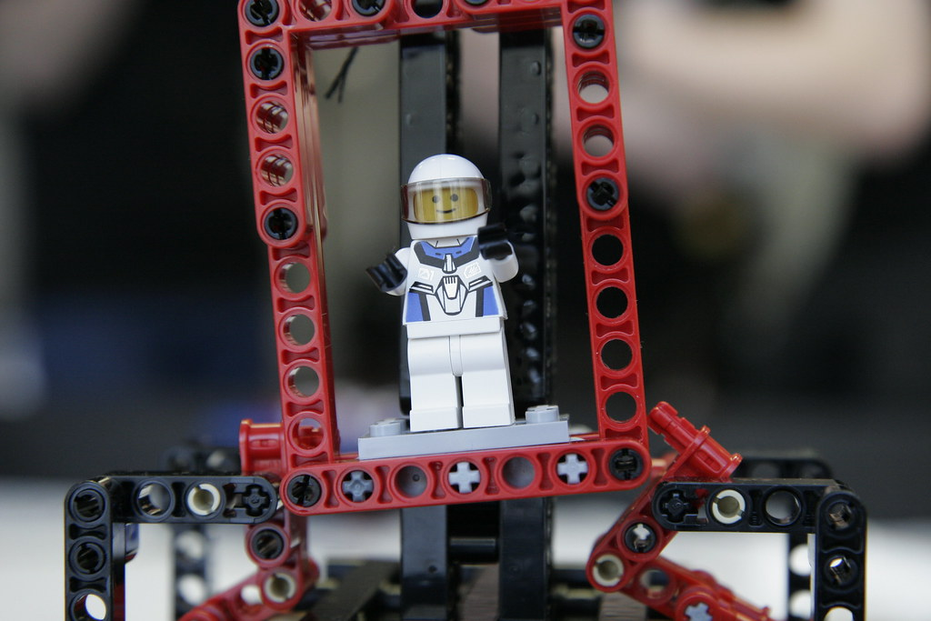 Lego Space Challenge Building Instructions