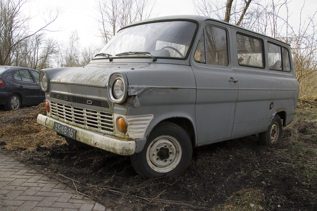 Ford Transit Van >> Ford Transit 900, 1968 | Bart van Dijk | Flickr