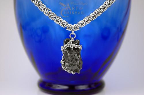 Sikhote Alin Meteorite Pendant 2 For The Longest Time