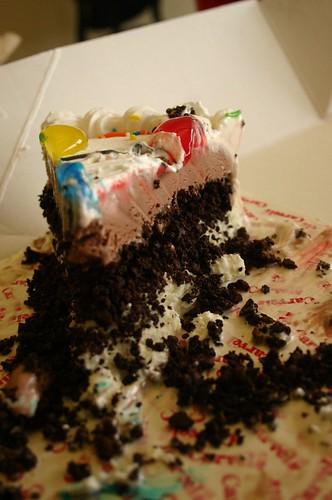 Carvel Ice Cream Cake Cookie Puss