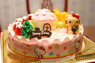 Hello Kitty Birthday Cake | Wellwin Kwok | Flickr