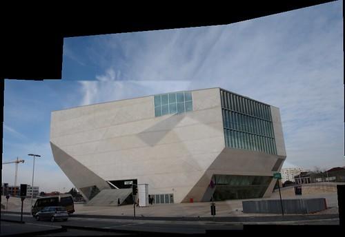 Oporto casa de la musica cosa de koolhaas ignacio - Casa de la musica oporto ...