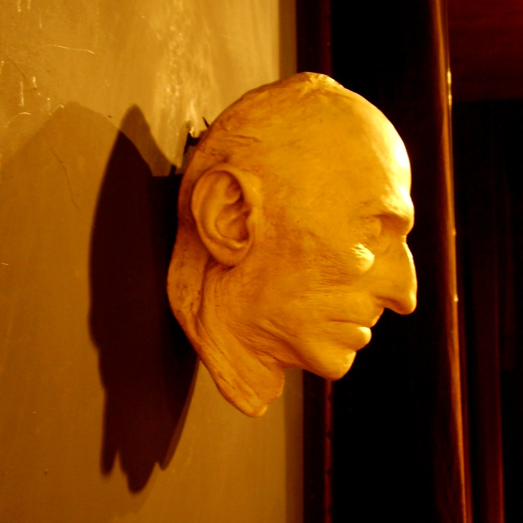Tesla S Death Mask St Stev Flickr