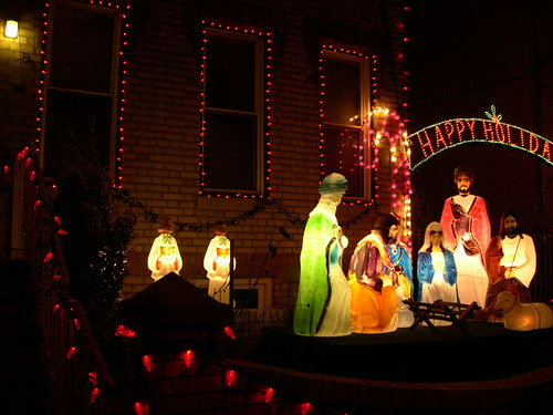 Dyker Heights, Brooklyn - Christmas Lights | by JustinTshockley.com