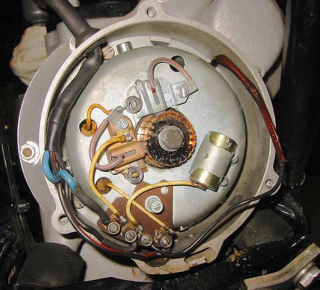 bmw r27 generator wiring library of wiring diagram u2022 rh jessascott co BMW R50 2 BMW R51 3