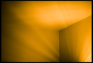 the light in the corner of the room | by Walsh