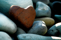 rock heart | by Chookooloonks