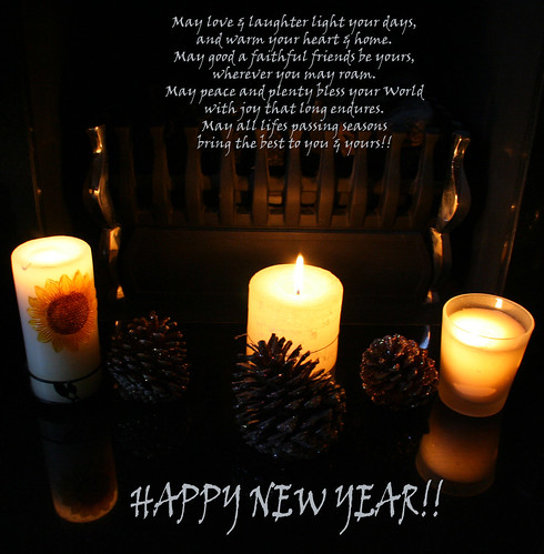 New Year blessing...