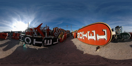 Location Scout - Neon Graveyard 2, Las Vegas, Nevada - 360° | by Sam Rohn - 360° Photography