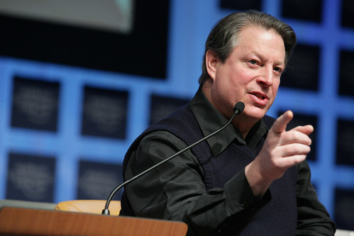 Al Gore - World Economic Forum Annual Meeting Davos 2005 | by World Economic Forum